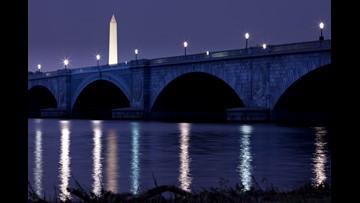 Construction shuts down half of Memorial Bridge for 2 years