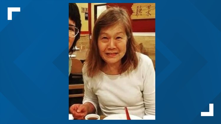 Where is Emily Lu?   Family of missing 72-year-old Lorton woman pleads for clues