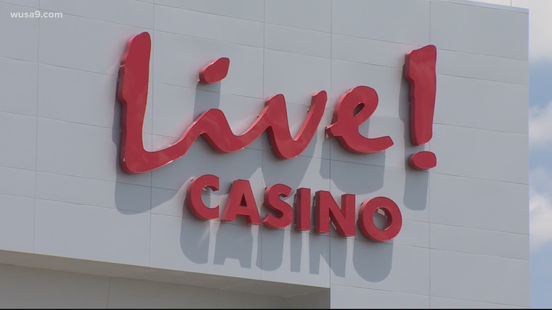 Maryland Reopenings Maryland Live Casino Hotel On June 29 Wusa9 Com