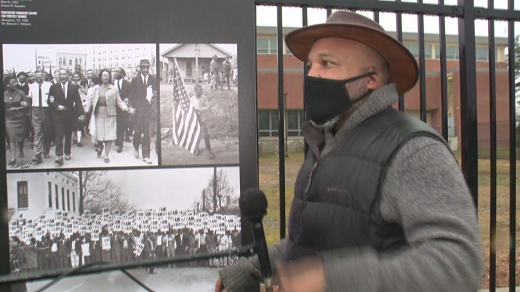 Smithsonian's Anacostia Community Museum still celebrating Black History Month with new outside exhibit amid pandemic restrictions