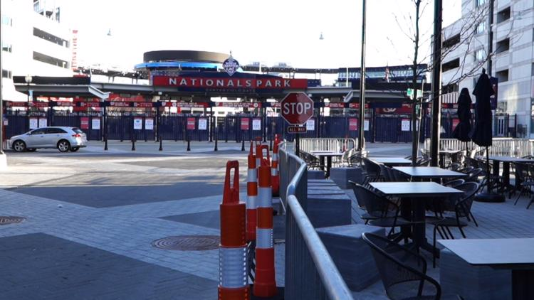 'The entire area is looking forward to it' | After tough last year, bars and restaurants near Nationals Park get set for Opening Day