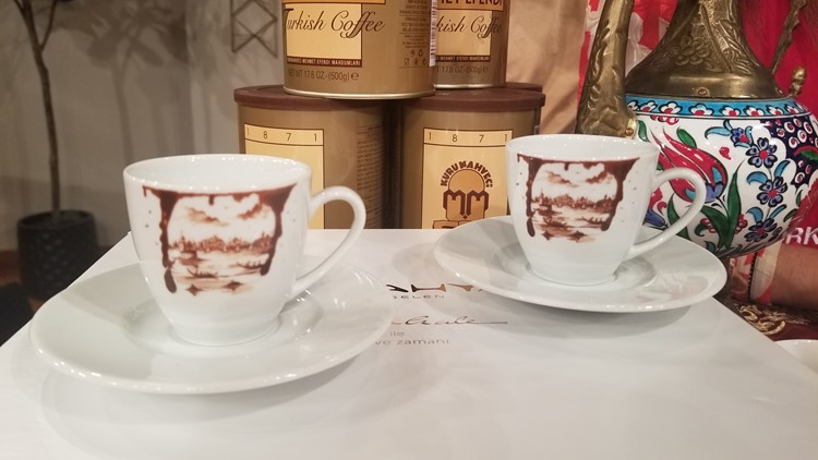 Turkish Coffee Art