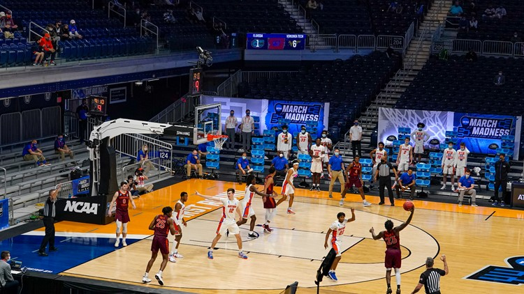 Virginia Tech loses in OT to Florida in first round of NCAA tournament