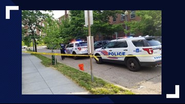 Police investigate shooting in Northeast DC