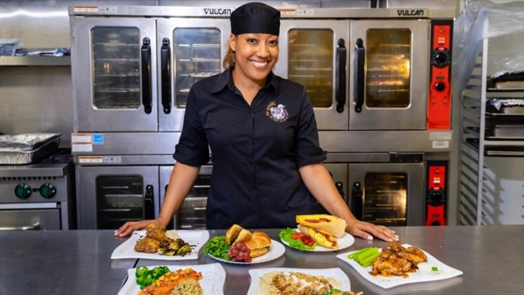 Virginia catering company sets out to feed 10,000 first responders | Get Uplifted