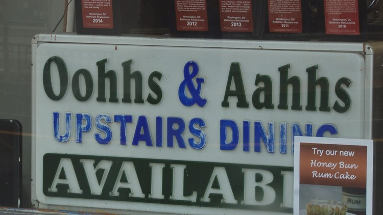 Oohh's & Aahh's closed for cleaning after viral video shows rodent in food