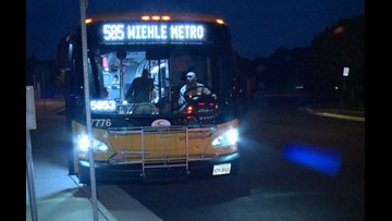 On Strike: Close to 40,000 Virginia bus riders affected by two labor disputes