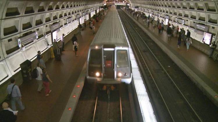 Metro work to slow one line and close another starting Monday
