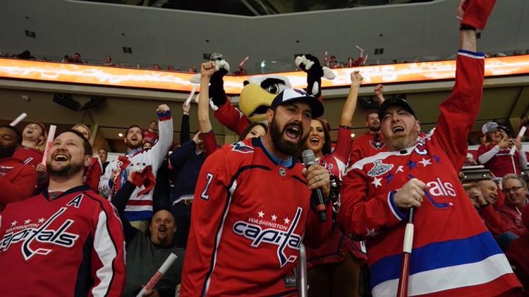 Defending champion Capitals are a hot ticket