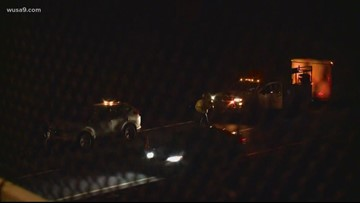 DUI driver plows through crew of road workers on I-66