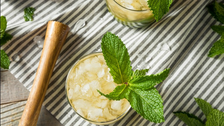 Sip on a Southern Mint Julep at Catoctin Creek Distilling Co.