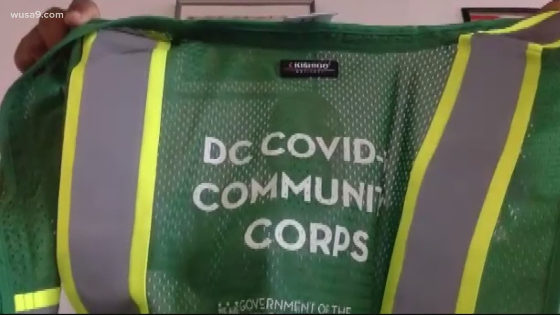 DC launches new COVID-19 vaccine outreach workforce to engage unvaccinated residents