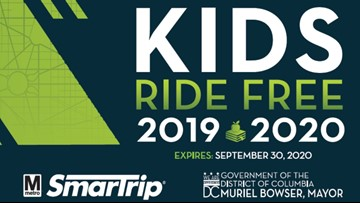 Mayor Bowser announces Kids Ride Free cards soon to be ready for pickup from DC schools
