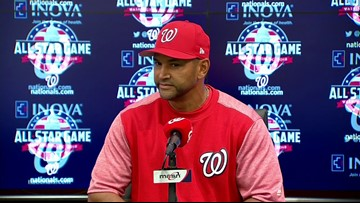 OPINION: Davey Martinez should be fired as manager of Washington Nationals