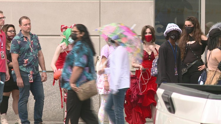 Otakon: The celebration of Asian pop culture returned to DC over the weekend