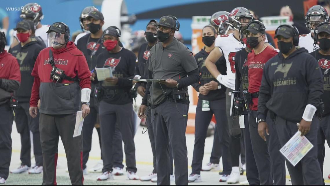 Trio of Black assistants make history as Bucs coordinators