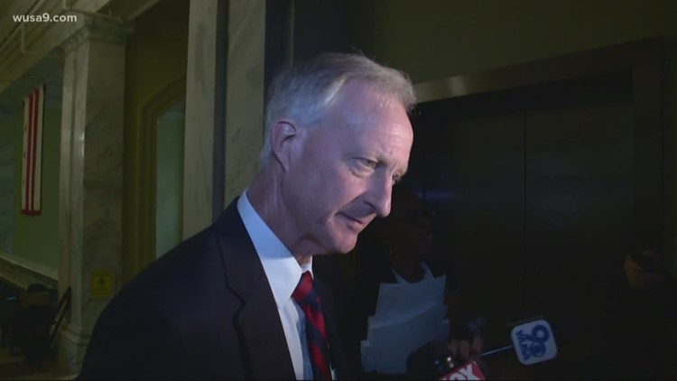 Jack Evans being investigated for possibly violating ethical rules