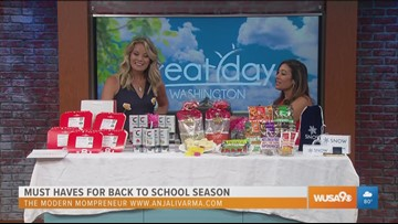 Make a smooth transition to back to school season with these hot products
