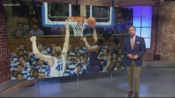 Historic buzzer beater inspires charitable giving