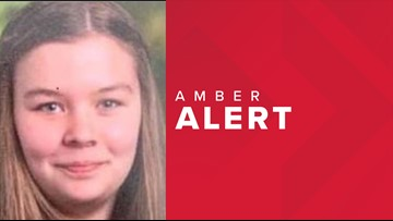 AMBER Alert cancelled for missing 14-year-old Virginia girl