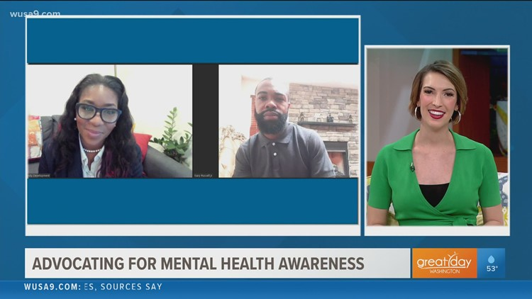 WBC Featherweight Champion Gary Russell Jr. advocates for mental health awareness