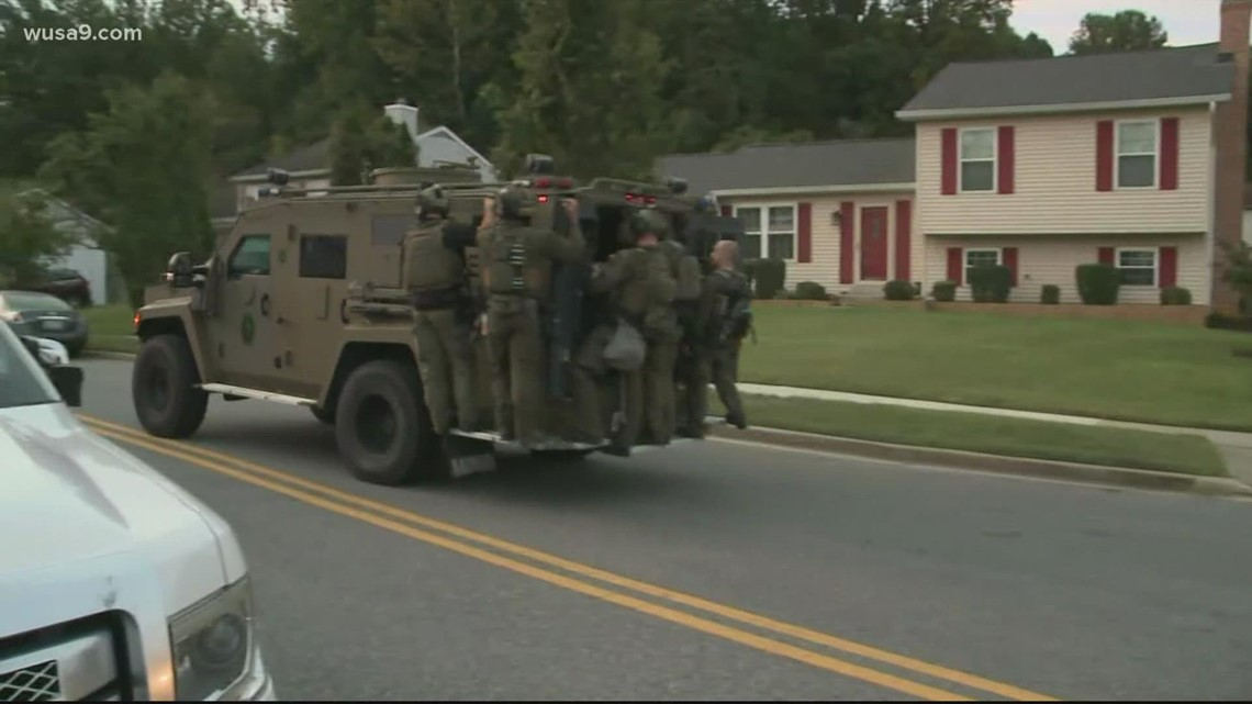 Man kills fiancé after barricade incident in Prince George's County