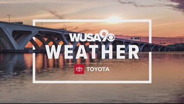 Storms continue Tuesday, Sun to return Wednesday