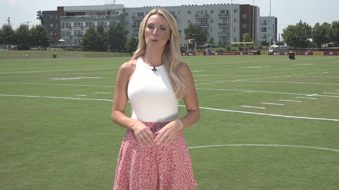 Washington Football Team hosts local military for training camp boot camp