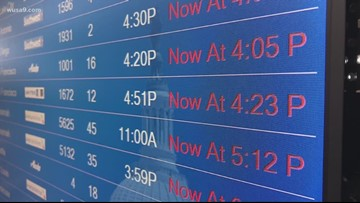 Report: Reagan National Airport, BWI among top 25 for delays
