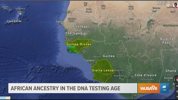 African ancestry in the DNA testing age