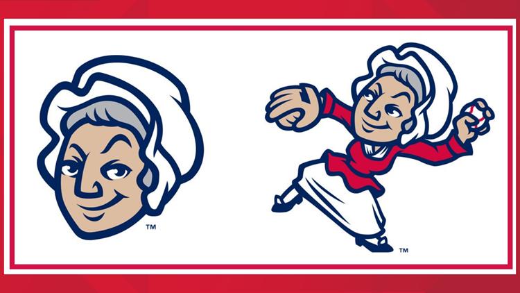 Fredericksburg Nationals feature Mary Washington in team logo
