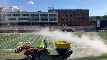 Potentially toxic dust cloud from artificial turf field settles over Bethesda neighborhood