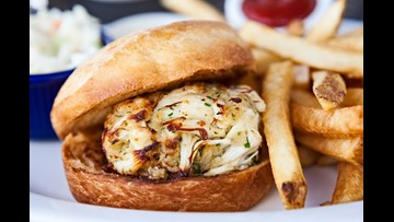 Check out this amazing jumbo crab cake recipe