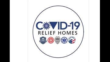 Help for Heroes: Free 'COVID-19 relief homes' available for first responders
