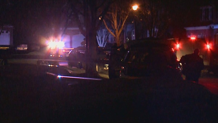 Police-involved shooting in Bowie, Maryland