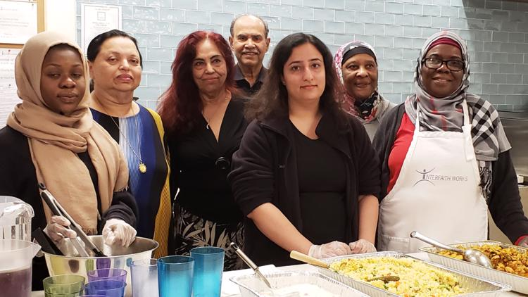 Get Up Give Back Gives $1K to Montgomery County Muslim Foundation