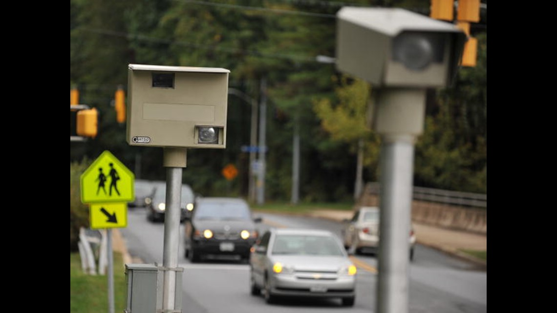 VERIFY: Are speed cameras in Maryland school zones active when school is not in session?