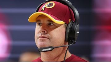 Former Redskins head coach Jay Gruden joins Jacksonville Jaguars as offensive coordinator