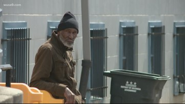 How are homeless shelters dealing with their patrons during the pandemic?