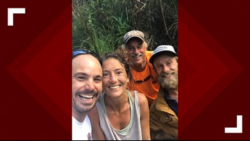 Maryland woman missing for 2 weeks in Hawaii wilderness found alive