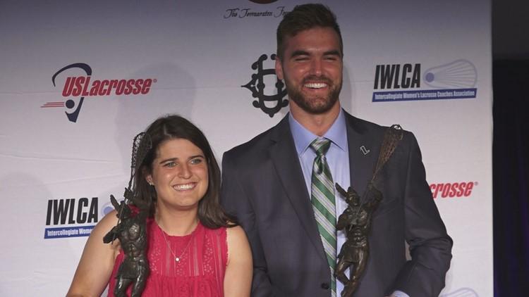 Terps' Taylor takes home Tewaaraton Award