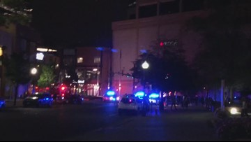 Police respond to report of shooting at Arlington movie theater