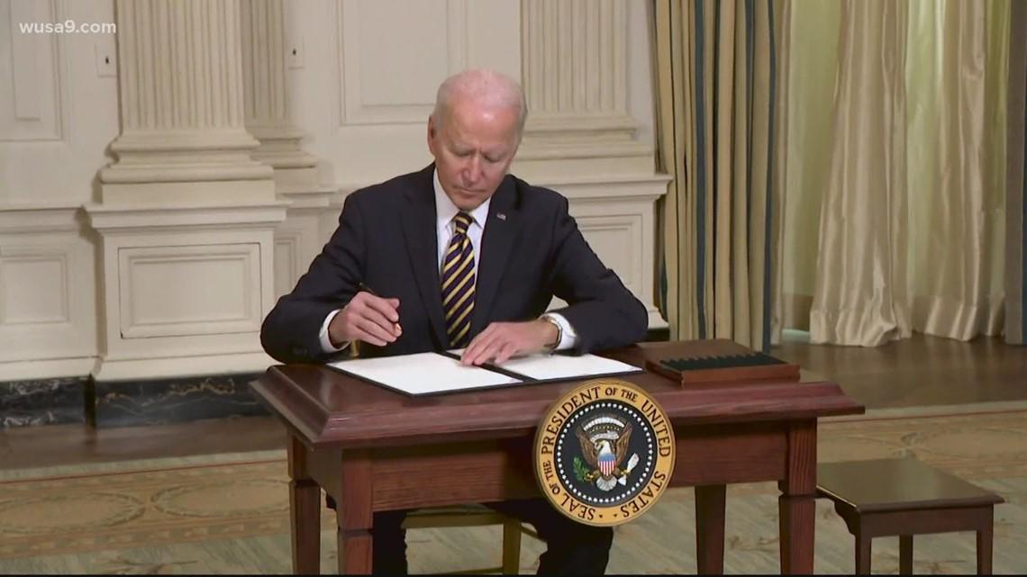 Fairfax County Chairman: President Biden's $1.9 trillion plan 'essential'