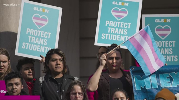Thousands expected for National Trans Visibility March in DC this Saturday