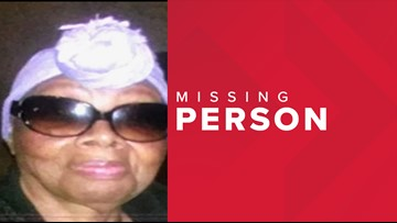 FOUND: 79-year-old woman from Southeast