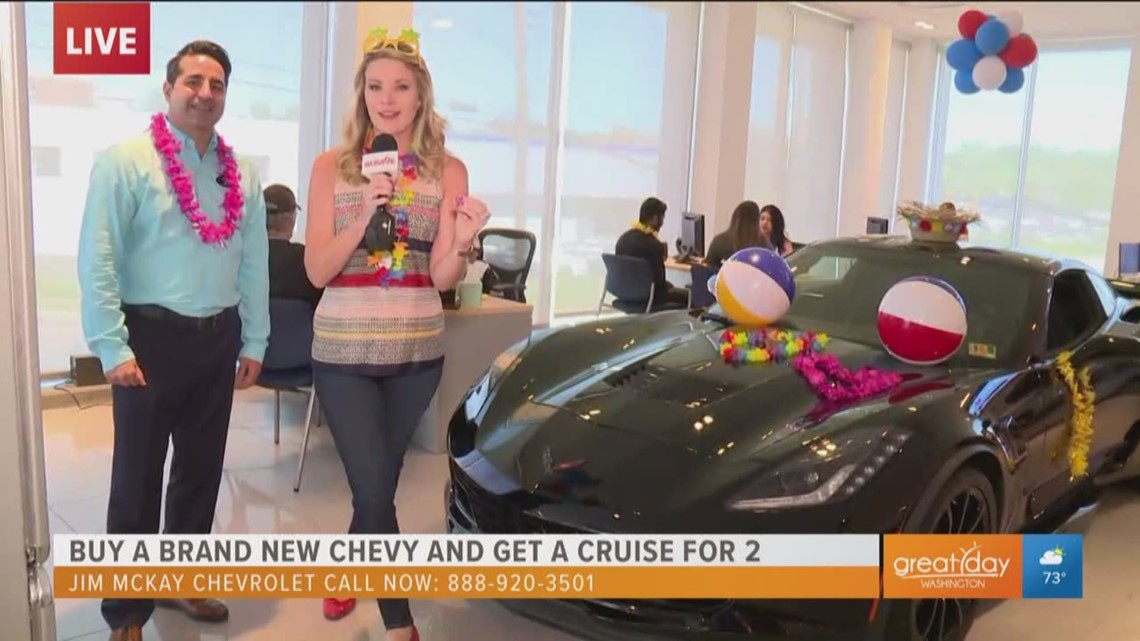 Buy A Brand New Car This Memorial Day Weekend With Any Type Of Credit At Jim Mckay Chevrolet Wusa9 Com