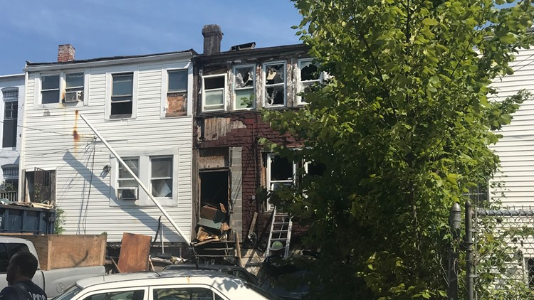 Home burned in Northwest