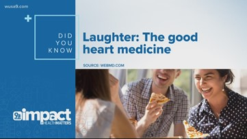 Laughter: The good heart medicine