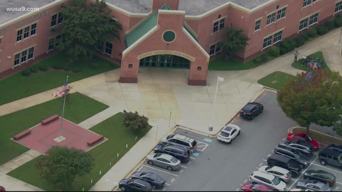 17 year old attacked student with knife, threatened parent outside Montgomery County high school