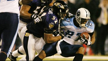 Ravens and Titans renew old AFC Central rivalry with playoff matchup